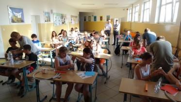 Czerniewice – uczniowie SP (Kopiowanie)